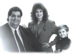 FIRST FAMILY PUBLICITY PHOTO 1992