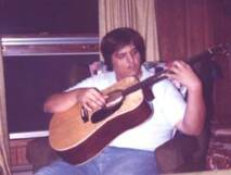 BIG MO WRITING A NEW SONG. AROUND 1980